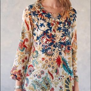 Sundance Sweet Breeze L Rayon Tunic XC